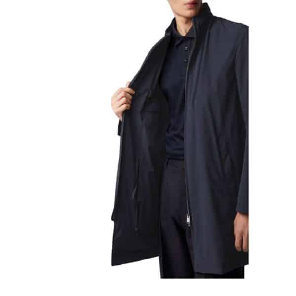 BOSS Deean coat open