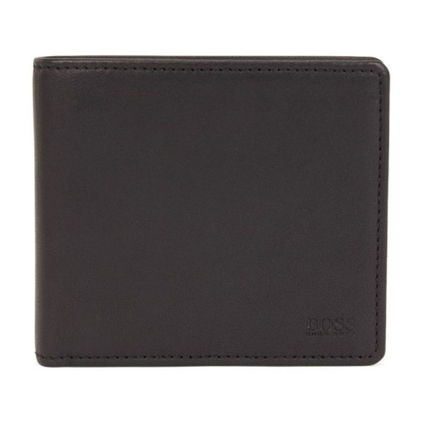 BOSS Majestic 4 coin black front