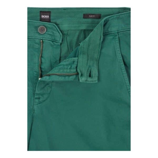 BOSS Schino short Green pocket