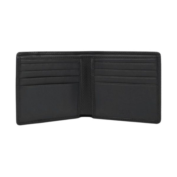 BOSS Wallet and Card gift set open