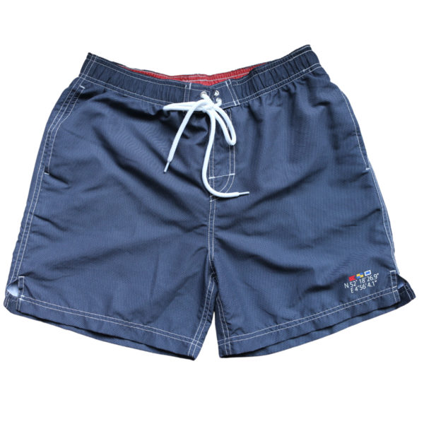 Baileys swim shorts navy