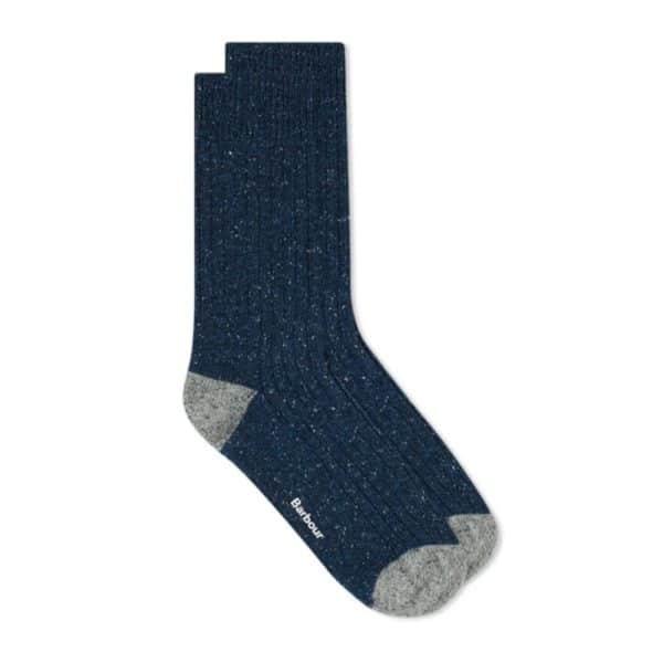 Barbour socks Navy