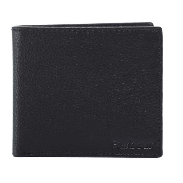 Barbour wallet gift set wallet