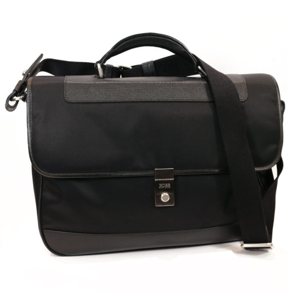 Boss Molt briefcase bag front