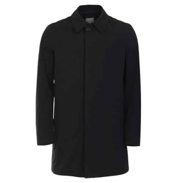 Bugatti black raincoat