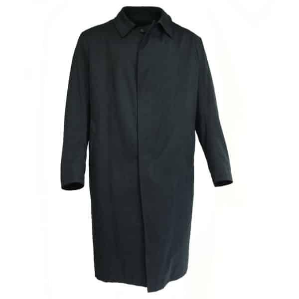 Bugatti waterproof coat navy front