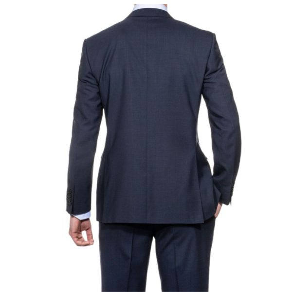 CANALI NAVY IMPECCABLE FULL BACK