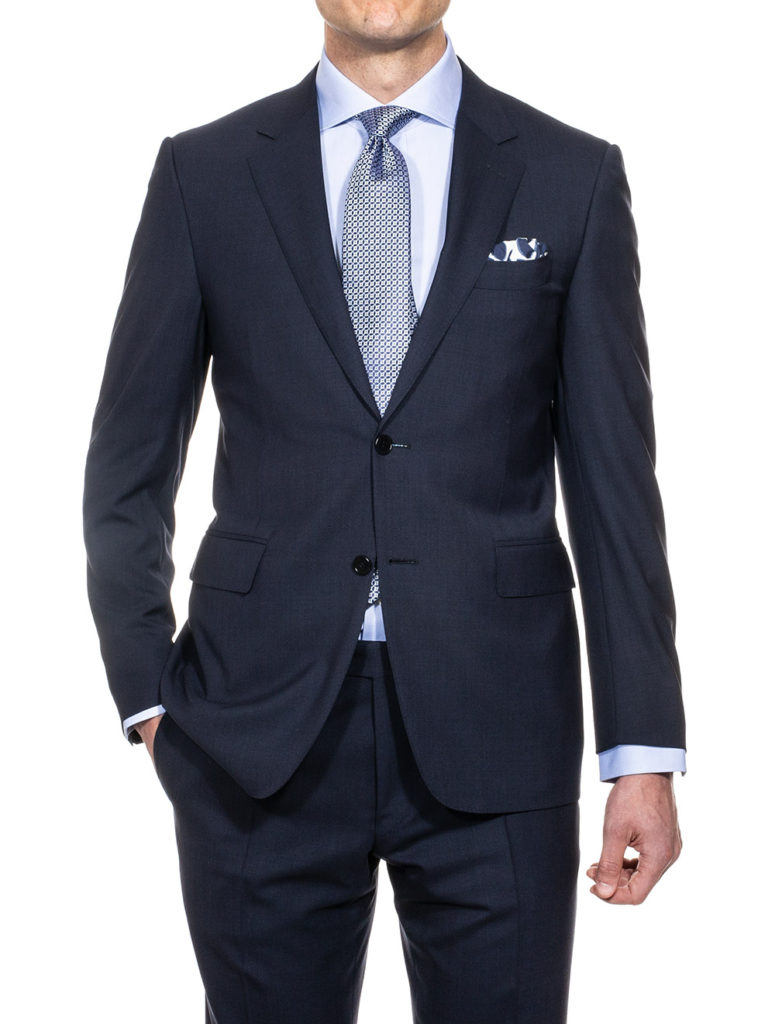 CANALI NAVY IMPECCABLE FULL IMAGE