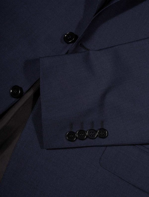 CANALI NAVY IMPECCABLE SLEEVE