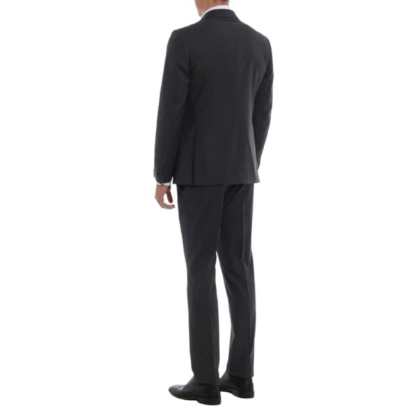 CANALI SUIT CHARCOAL 12
