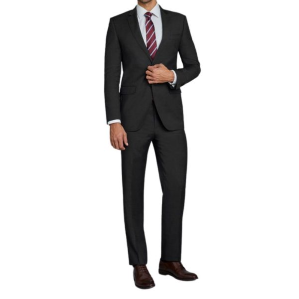 CANALI SUIT CHARCOAL 7