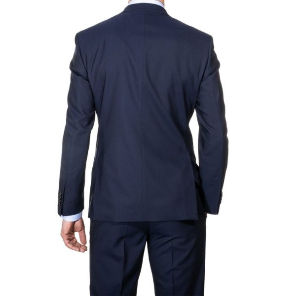 CANALI SUIT DEEP ROYAL BLUE 1