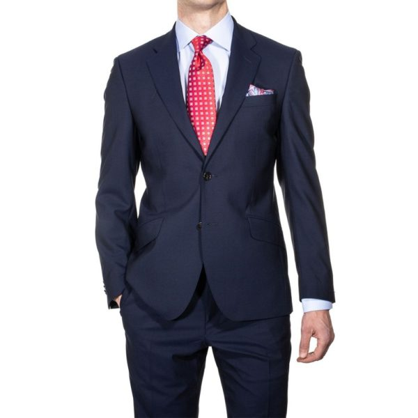 CANALI SUIT DEEP ROYAL BLUE