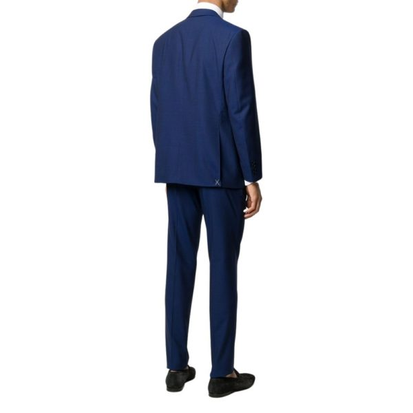 CANALI TRAVEL SUIT IN ROYAL BLUE1