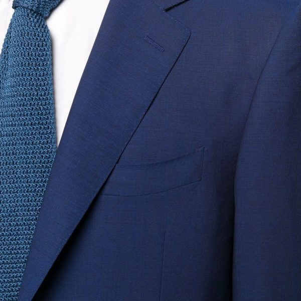 CANALI TRAVEL SUIT IN ROYAL BLUE2