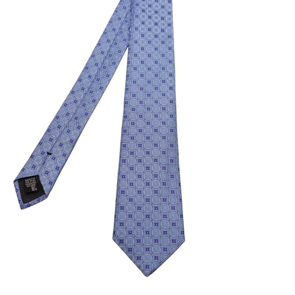 Canali circle tie blue 1