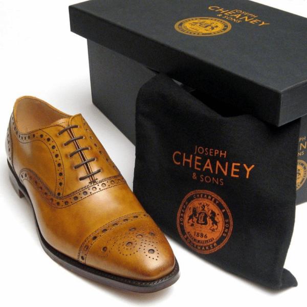 Cheaney Maidstone Brogue 1