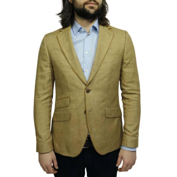 Circle of Gentlemen blazer jacket beige