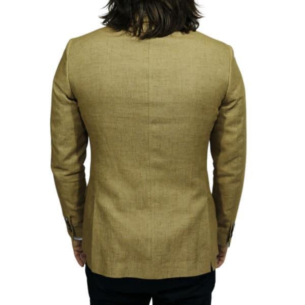 Circle of Gentlemen blazer jacket beige back