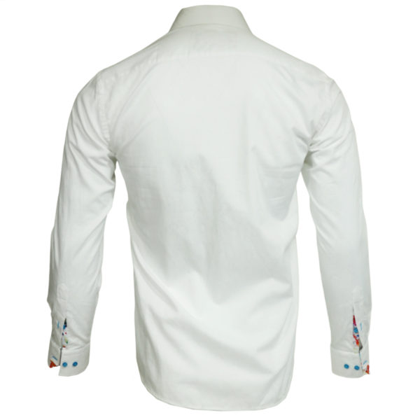 Claudio luigi shirt abstact back