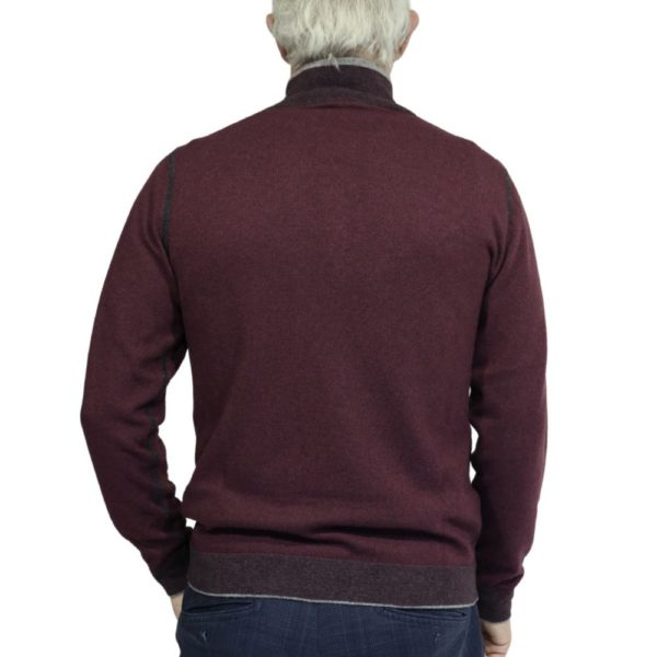 Codice sweater burgundy 1