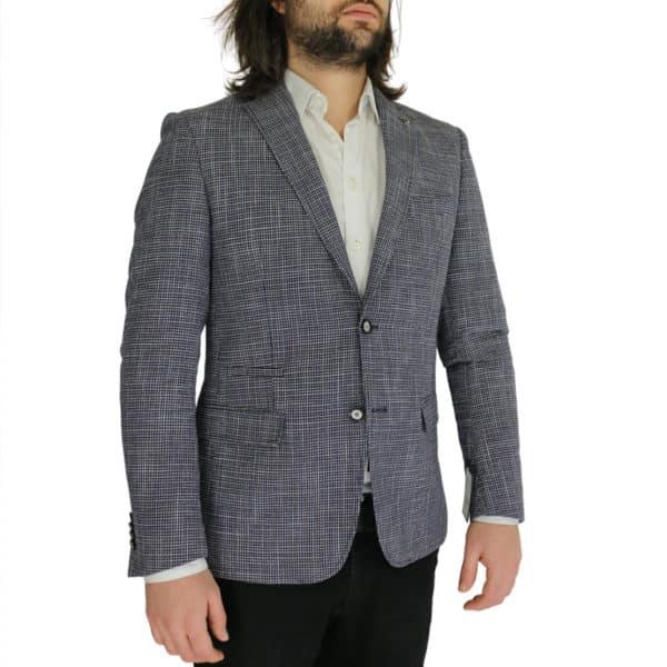 Common Sense blazer jacket small check