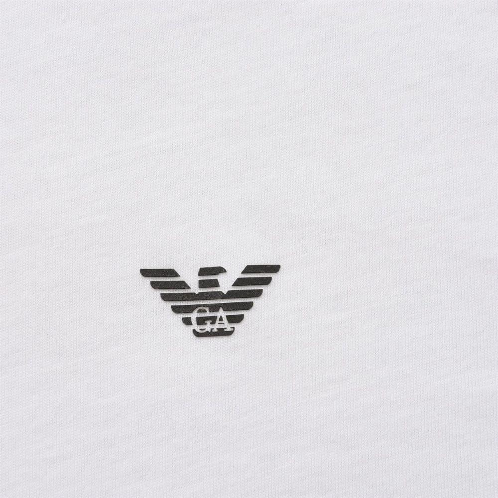 EMPORIO ARMANI WHITE T SHIRT2
