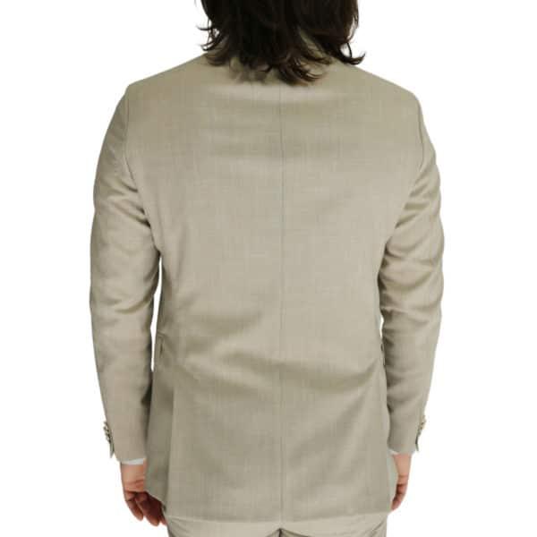 Eduard Dressler beige jacket back
