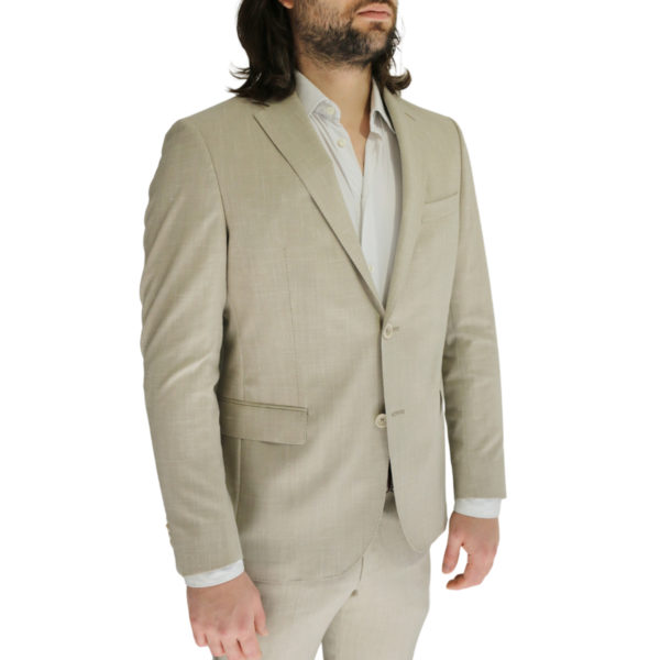 Eduard Dressler beige jacket side