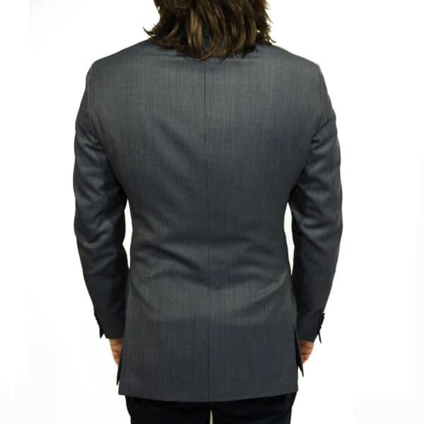 Eduard Dressler blazer jacket navy back
