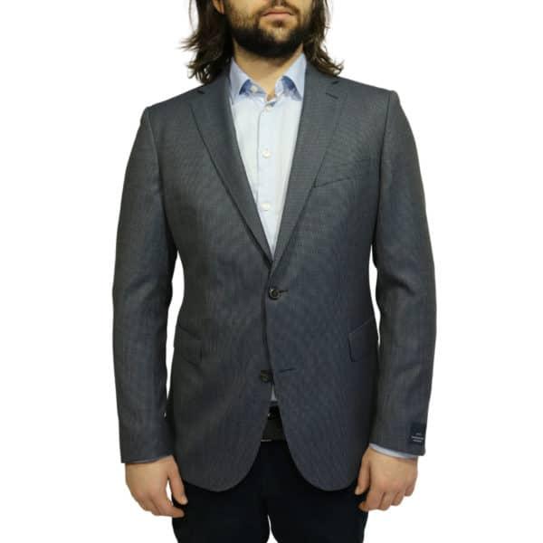 Eduard Dressler blazer jacket navy front