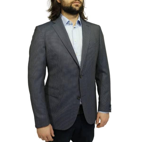 Eduard Dressler blazer jacket navy side