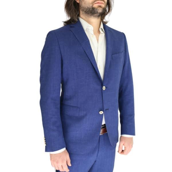 Eduard Dressler blue jacket