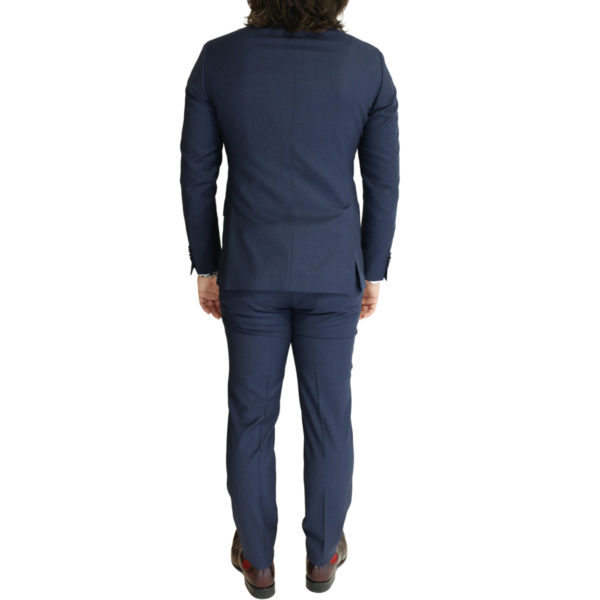 Eduard Dressler navy suit back