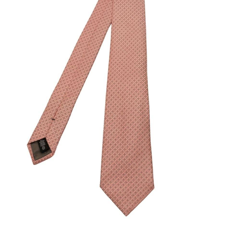 Emporio Armani Tie Pink Diamonds 1