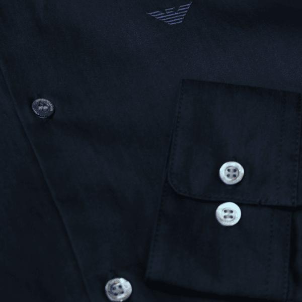 Emporio Armani black shirt 1