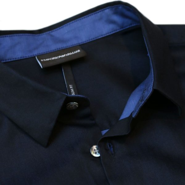 Emporio Armani black shirt 2
