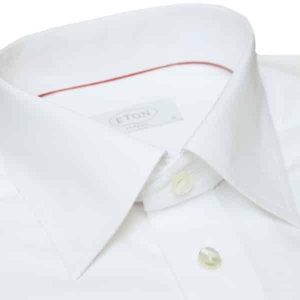 Eton shirt classic white collar