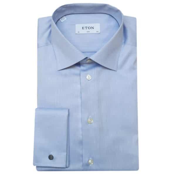 Eton shirt signature twill french cuff