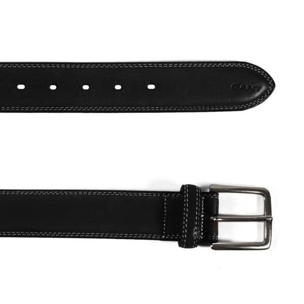 Gant belt black1