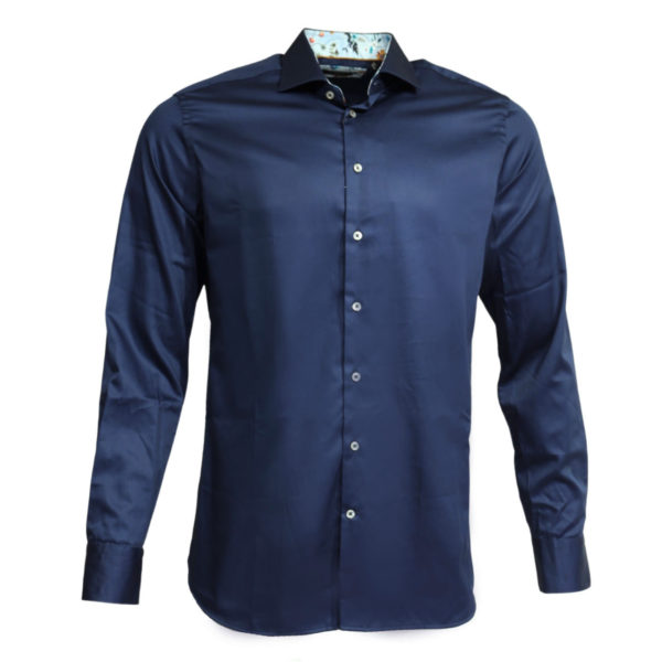 Giordano navy shirt