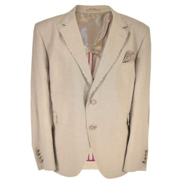 HOLLAND ESQUIRE PIPE JACKET SAND