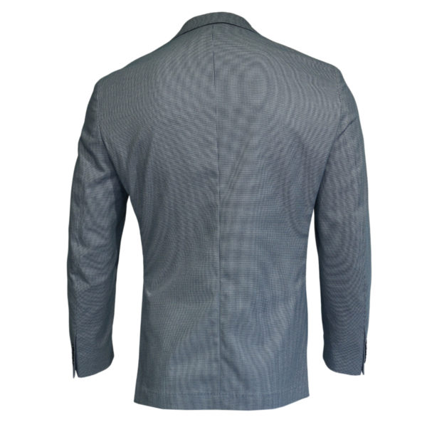 Hackett Blazer jacket houndtooh back