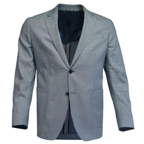 Hackett Blazer jacket houndtooh front