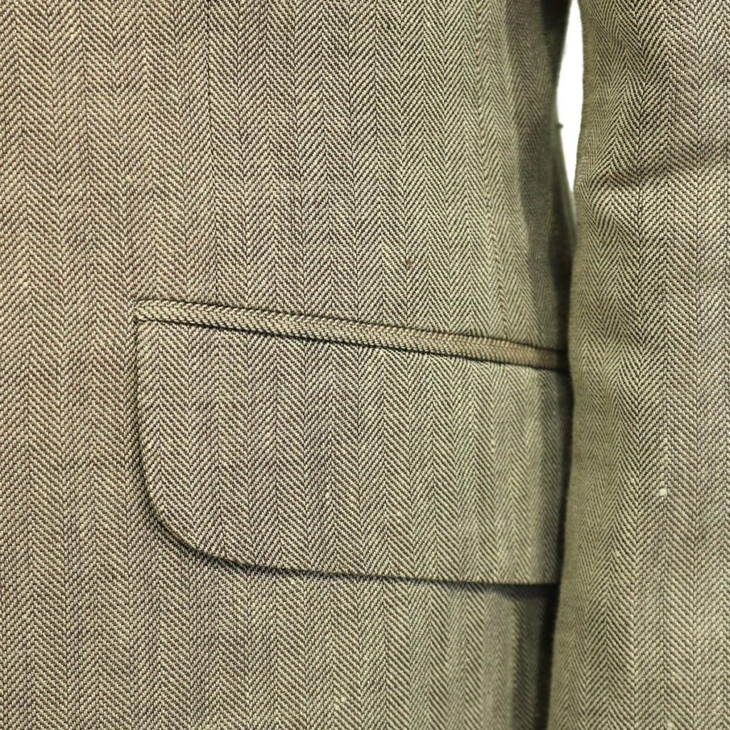 Hackett Blazer jacket pocket
