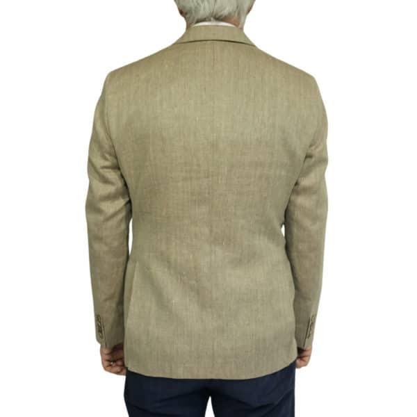 Hackett Blazer jacket sand back
