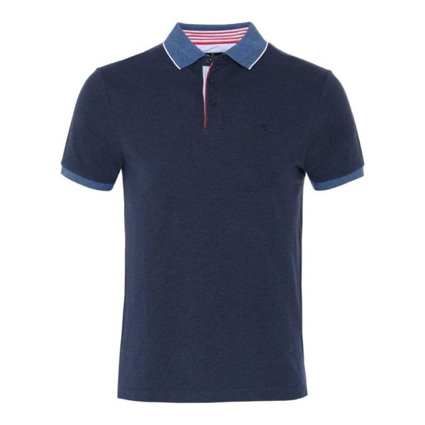Hackett trim polo blue 3