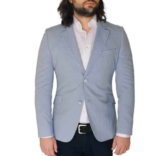 Holland Esquire blue jacket
