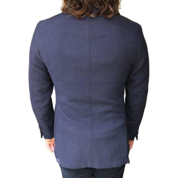 Holland esquire jacket navy back