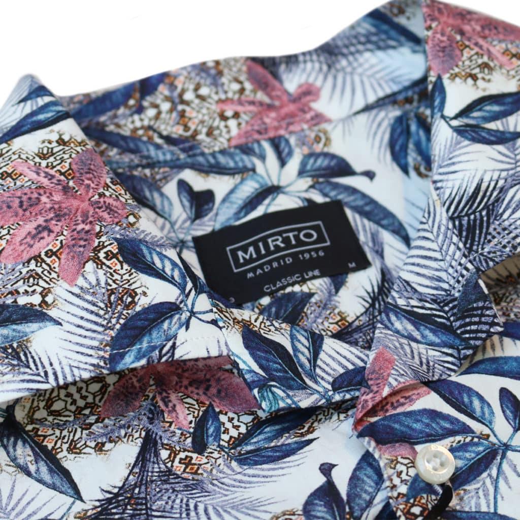 Mirto short sleeve shirt